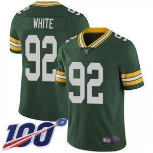 Packers Reggie White 100th Season Jersey